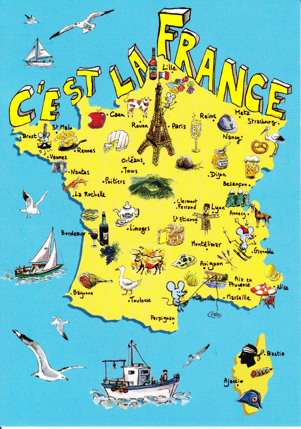 C'est la France - It's France ! ( une petite partie des ...