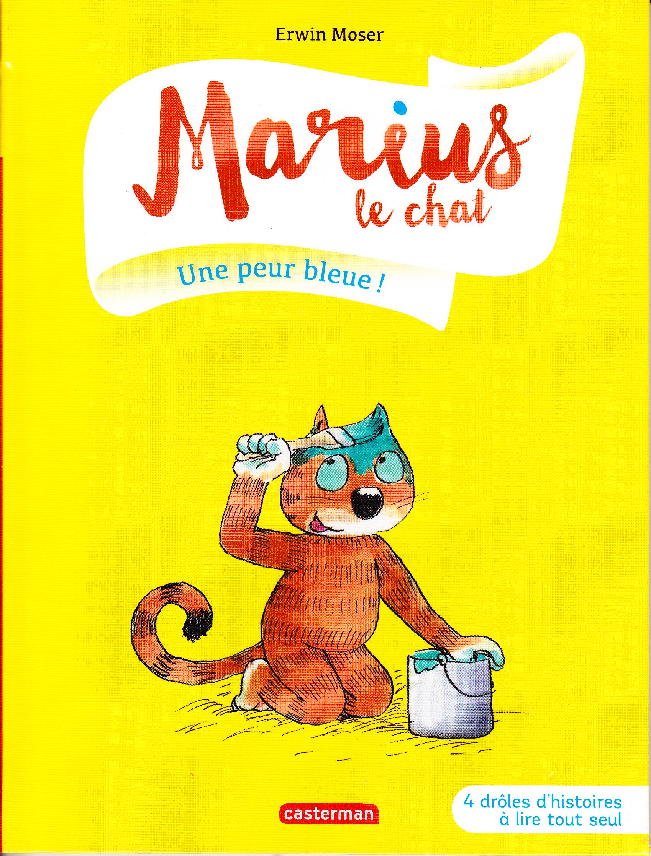 Erwin Moser – Marius le chat – ( 4 histoires courtes et drôles – dès ... IMG