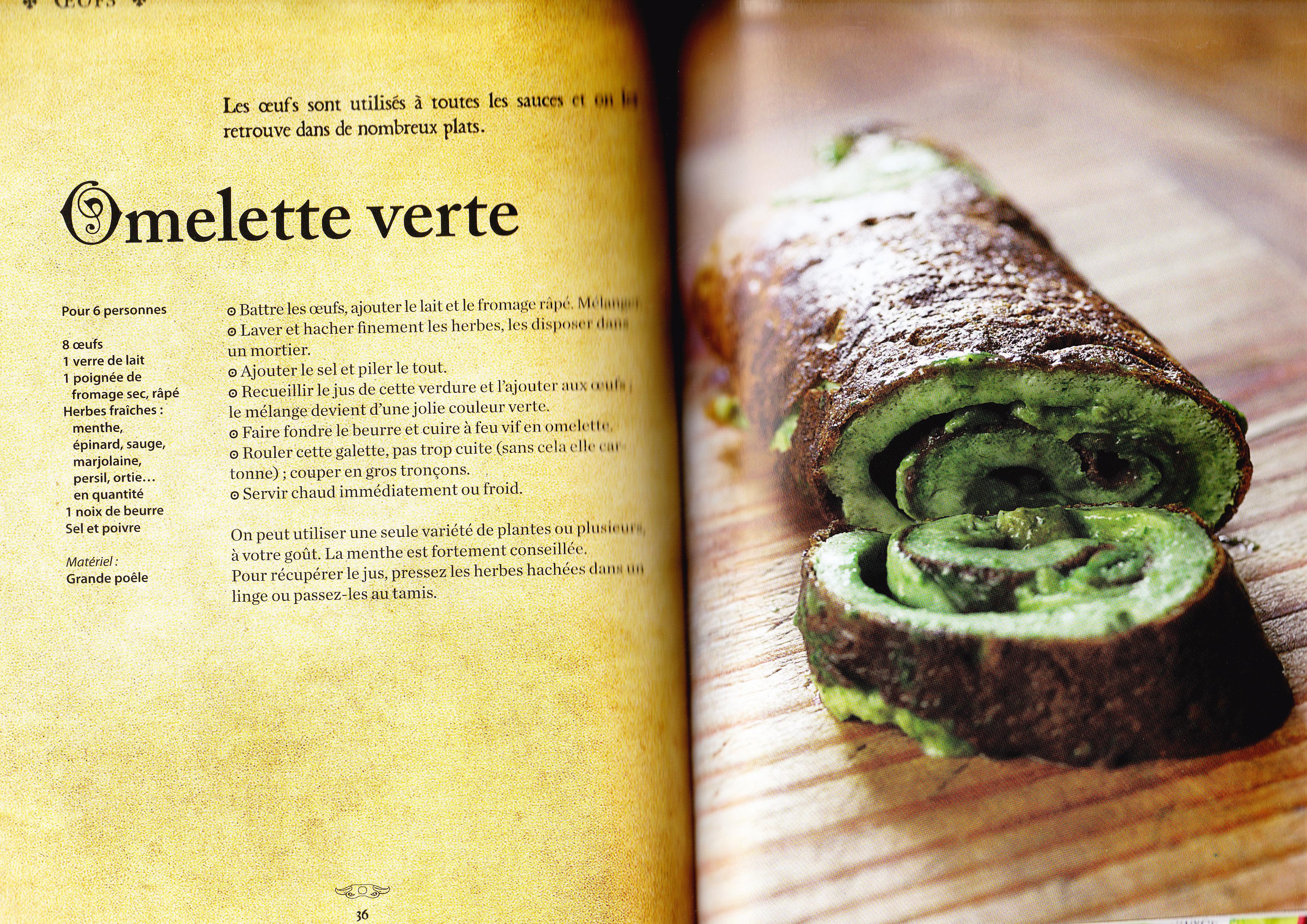 Exceptionnel Un repas historique au Moyen Age – par Françoise de Montmollin  BB69