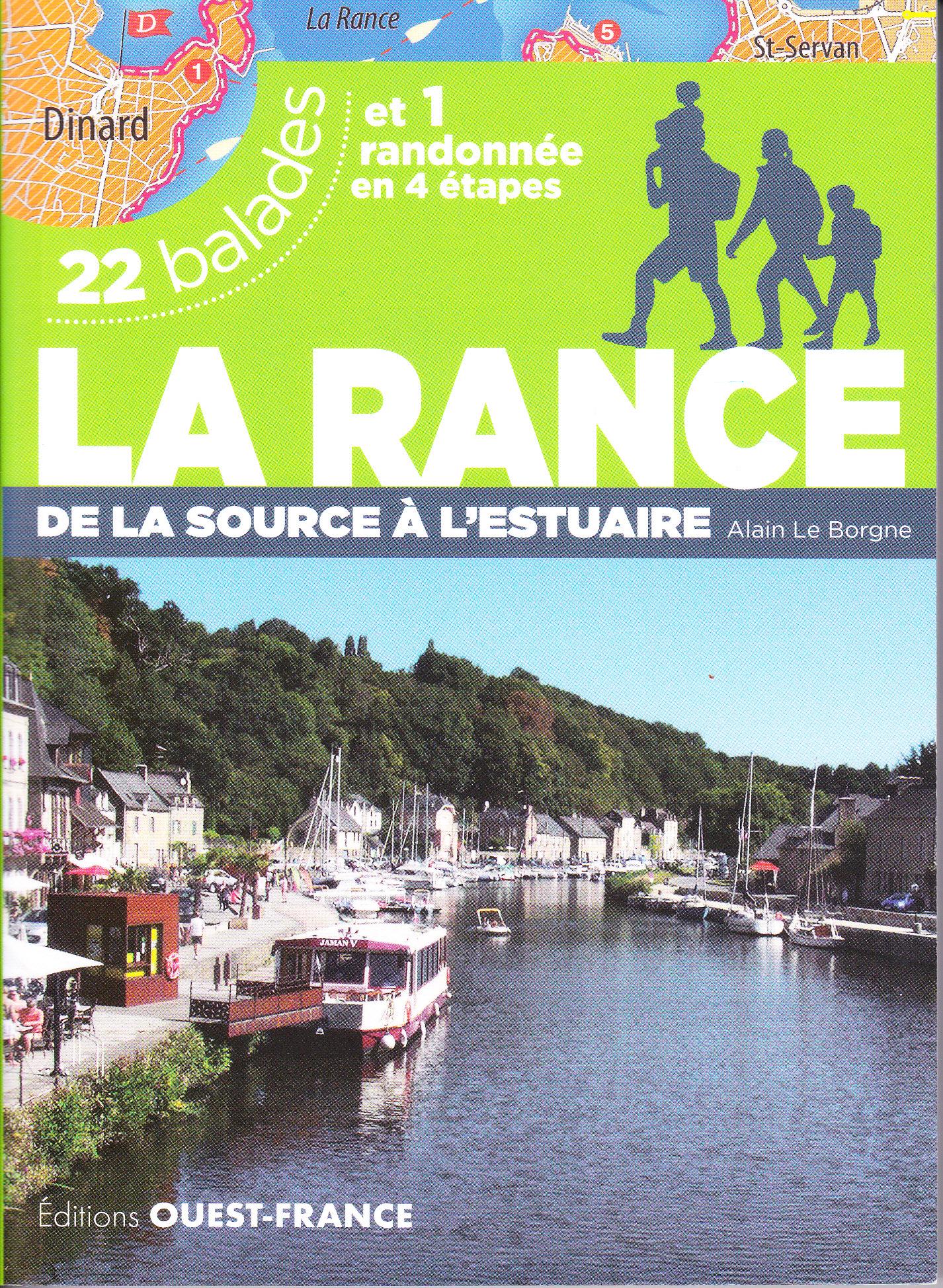 La rance de la source l estuaire promenades et for Estuaire de la rance